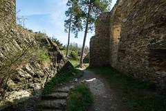 Ruins of Gutštejn Castle (The Adventurous Eye) Tags: gutštejn castle hrad ruins zřícenina medieval architecture history