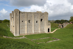 Castle Rising Castle, Norfolk (Roger Wasley) Tags: castle rising norfolk historic history architecture