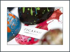 Chocolate art ... (Jan Gee) Tags: chocolate chocolade chocolat visser oss art kunst highend verfijnd