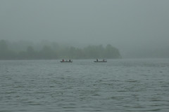 fishinginthefog3 (michaelmaguire4) Tags: fishing boats lake fog