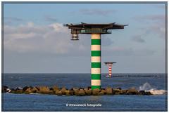 Vuurtoren van de week / 350 (Frits van Eck Photography) Tags: maasmond vuurtoren lighthouse faro fyr phare leuchtturm rotterdam hoekvanholland
