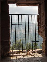 A fence with a view (Shahrazad26) Tags: jordanië jordan ajlun fence barrière hek view uitzicht