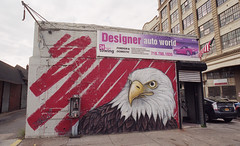 Sunset Park (neilsonabeel) Tags: nikonfe2 nikon nikkor film analogue streetart mural brooklyn newyorkcity sunsetpark