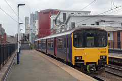 Northern 150129 (Mike McNiven) Tags: arriva railnorth northern dmu diesel multipleunit liverpool limestreet deansgate oxfordroad manchester gwr first greatwestern railway