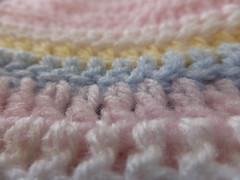 Handknitting!!  P1070872 (amalia_mar) Tags: lookingcloseonfriday hobby softcolours soft knit gift love handknitting handmade details closeup texture pastel wednesdaymacro