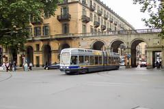 TRN_5029_200407 (Tram Photos) Tags: torino turin tram tramway tranviaria strasenbahn gtt atm fiat 5000 fiatferroviaria