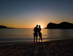 Autorretrato Mavic (gyogzz) Tags: backlighting contraluz la paz balandra beach mavic pro dji retrato couple love sunset autorretrato