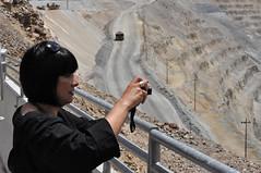 Viewpoint (-hndrk-) Tags: gina viewpoint binghamcanyonmine industriallandscaping copperpit dinkytoytrucks roadtrip usa utah nikond90