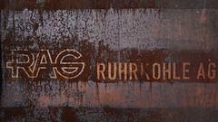 Rust studies (frankdorgathen) Tags: rag texture textur banal mundane alpha6000 sony1018mm verfall decay rost rust bergbau industry industriekultur zechehannover bochum ruhrpott ruhrgebiet ruhrkohle