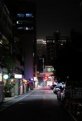 Street (theq629) Tags: street buildings light taipei daan taiwan
