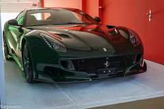 Viva Italia (aguswiss1) Tags: supercar nhfer flickrcar f12tdf amazingcar v12 carlover exoticcar flickr auto carspotting 300kmh 200mph fastcar sportscar carporn carswithoutlimits ferrari f12 ferrarif12 dreamcar tdf car