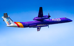 De Havilland Canada DHC-8-402Q G-JEDV Flybe (William Musculus) Tags: plane spotting airplane aviation airport paris charles de gaulle roissy lfpg cdg roissyenfrance gjedv flybe havilland canada dhc8402q dash 8 q400 dhc8q400 dash8q400 dhc8400 bombardier be bee william musculus