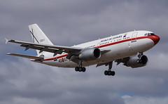 Airbus A310 Spanish Air Force, Gando Air Base (PeteB72) Tags: laspalmasdegrancanaria gandoairbase laspalmas airport spanishairforce reinodeespaña 4550 a310 airbus