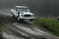 Roland Pecuch - Viktória Dudášová (Martin Hlinka Photography) Tags: 46 rally tatry 2019 motorsport sport action canon eos 60d roland pecuch viktória dudášová lada vaz 2107 70200mm f28 l usm