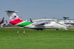 DSC_2038 (dentorson) Tags: avporn il76 poyaair vnukovo aviation ilyushin avgeek planespotting russia aviationgeek aircraft