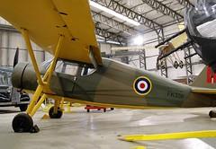 FK338 FAIRCHILD ARGUS YORKSHIRE AIR MUSEUM ELVINGTON (toowoomba surfer) Tags: aircraft aeroplane aviation museum aviationmuseum airmuseum