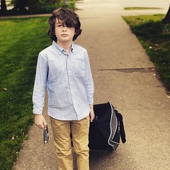All business on his way to BC Spring Showdown Hockey Tournament. (Stv.) Tags: ifttt instagram phoneography