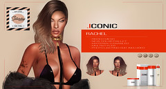 ICONIC_RACHEL_BANNER_sat (Neveah Niu /The ICONIC Owner) Tags: sale secondlife saturday rachel iconic iconichair iconiccouture neveahniu 3dmesh 3dart 3d event 3dcontent 3dhair alpa s