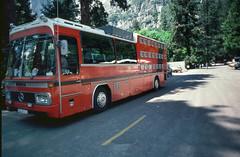 MB 303, Rotel Tours, Yosemite Park am El Capitan, Juni 1982