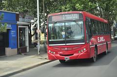 Linienbus Buenos Aires, Dez 2013