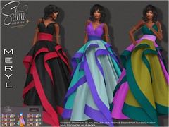 [Selene Creations] Meryl (Selene Morgan) Tags: selenecreations dress gown formal meryl