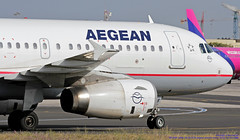 SX-DGF LMML 03-05-2019 Aegean Airlines Airbus A319-132 CN 2468 (Burmarrad (Mark) Camenzuli Thank you for the 18.9) Tags: sxdgf lmml 03052019 aegean airlines airbus a319132 cn 2468