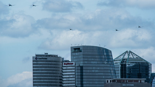 D-Day 75th Anniversary Flyover