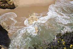 Praia da Marinha (dckellyphoto) Tags: praiadamarinha portugal 2019 ocean water beach sky clouds canon6dmarkii travel europe algarve coast rocks lookdown