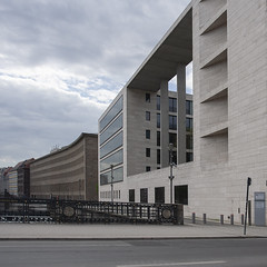 buildings on the Spree canal (Wendy:) Tags: berlin architecture spreekanal
