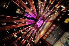 Atrium. (Ian Ramsay Photographics) Tags: atrium carnivalspirit cruise ship passengers tourists deck sydney newsouthwales australia elevators