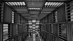 Geometric Bridge (Coinneach_h) Tags: urban kl bridge geomtric geometric architecture kuala lumpur malaysia escalator