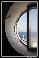 Gita al Faro/To the Lighthouse #2 (via_parata) Tags: ponza isola island lighthouse faro architettura architecture mediterranean mediterraneo sea mare blue blu travel