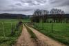 Track near Mersch