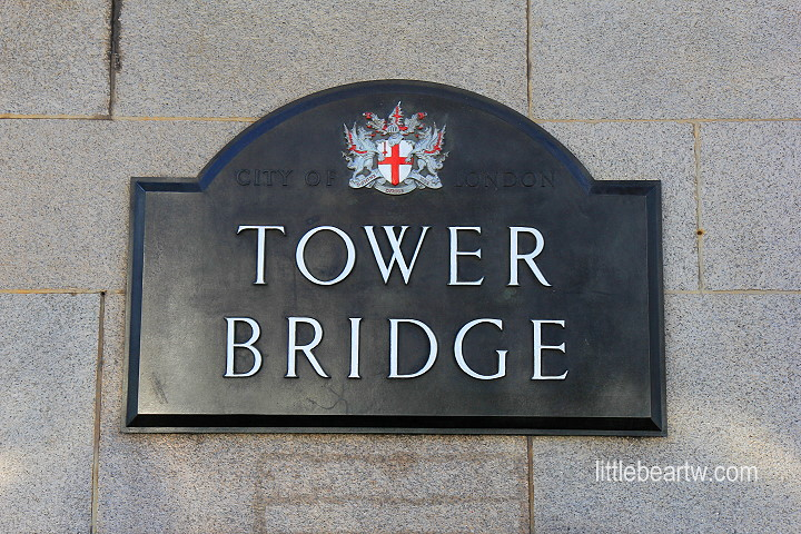 倫敦塔橋Tower Bridge-12