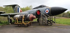 XH767 GLOSTER JAVELIN YORKSHIRE AIR MUSEUM ELVINGTON (toowoomba surfer) Tags: aviation aircraft jet aeroplane museum airmuseum aviationmuseum preserved