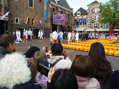 IMG_20190426_100408 (tak.wing) Tags: netherlands alkmaar cheesemarket