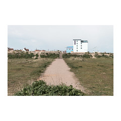 Regeneration (John Pettigrew) Tags: lines tamron d750 nikon space mundane documentary urban imanoot banal topographics hotel motel construction deserted johnpettigrew desolation angles documenting seaside