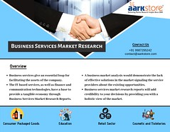 Business Services Market Research and Industry Reports (charanjitaark) Tags: businessservicesmarketresearchreports businessservicesindustryreports businessmarketresearchreports businessmarketresearchservices