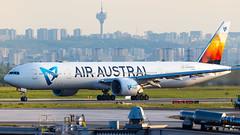 Boeing 777-39M(ER) F-OLRD Air Austral (William Musculus) Tags: plane spotting aviation airplane airport paris charles de gaulle roissy roissyenfrance lfpg cdg folrd air austral boeing 77739mer uu reu 777300er william musculus