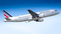 Airbus A320-214 F-GKXP Air France (William Musculus) Tags: plane spotting aviation airplane airport paris charles de gaulle roissy roissyenfrance lfpg cdg fgkxp air france airbus a320214 af afr a320200 william musculus