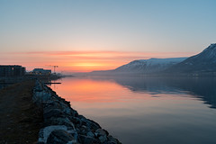Down The Strait v2 (David Nikolai Kastrup) Tags: tromsøsundet troms tromsø norway norge sunrise arctic arcticnorway