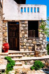 Old Village, Alonnisos (Kevin R Thornton) Tags: d90 alonnisos nikon alonissos northernsporades travel greece oldtown oldvillage sporades alonnissos decentralizedadministrationof