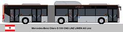 Mercedes-Benz Citaro O 530 G CNG (MaxMeister11) Tags: österreich linz bus linien ag mercedes citaro cng