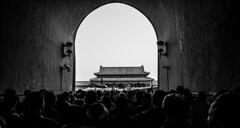 Entrance Forbidden City (JoCo Knoop) Tags: beijing forbiddencity china