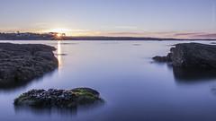 Levé de soleil... (Triskell Pictures (Facebook)) Tags: bretagne finistere brest paysage poselongue