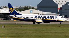 Ryanair EI-GSJ 737-8AS EGCC 04.05.2019 (airplanes_uk) Tags: 04052019 737 aviation boeing eigsj man manchesterairport planes ryanair
