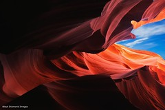 Lower Antelope Canyon, Page,  Arizona, USA (Black Diamond Images) Tags: westernusatrip2018 lowerantelopecanyon page arizona usa kenstours slotcanyon navajosandstone hazdistazí spiralrockarches 2018 canyon coconino unitedstates canoneos60d landscapepro