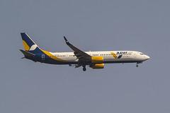 UR-AZB Azur Air Ukraine Boeing 737-9GP(ER)(WL) (Nathan_Ivanov) Tags: