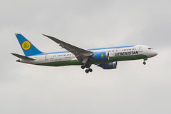 UK78701 Uzbekistan Airways Boeing 787-8 Dreamliner (Nathan_Ivanov) Tags: