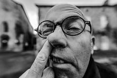 05-Yak (Alain COSTE) Tags: 2019 abjatsurbandiat dordogne nikon noiretblanc ocb portrait périgordvert sigma20mmf14 village france